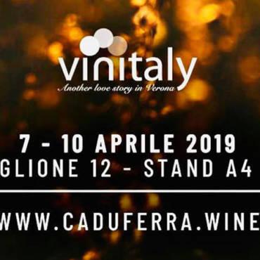 Emozioni di Liguria a Vinitaly. Dal 7 al 10 aprile.